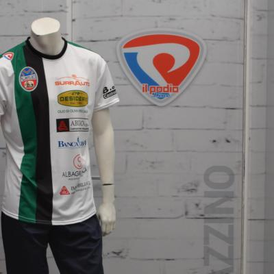 PALLONISTICA RICCA T-SHIRT FRONTE