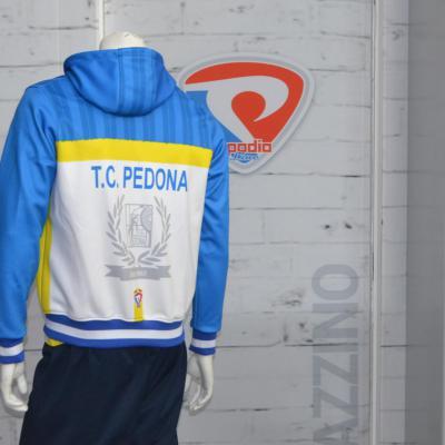 T.C. PEDONA FELPA RETRO